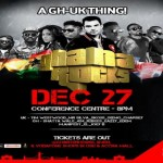 Ghana Rocks Concert – A Night Of Mixed Fortunes