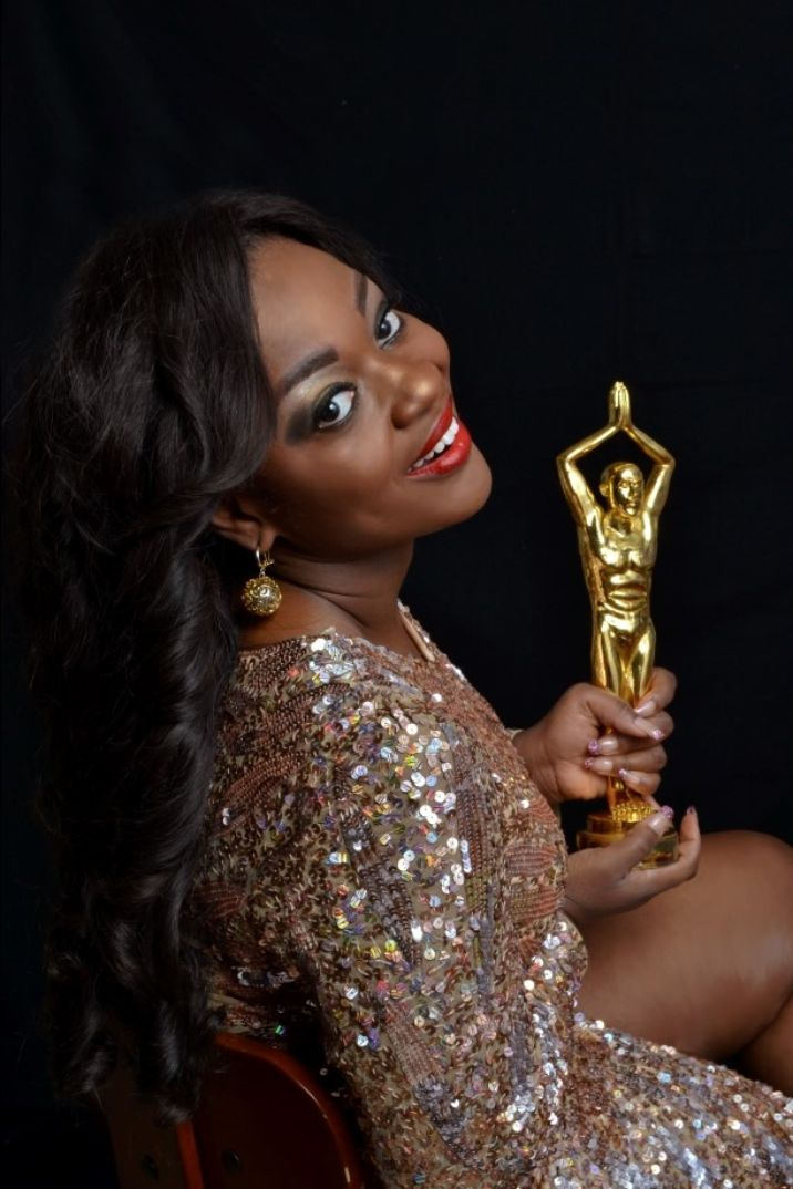Jackie Appiah Shares Hot Pictures Of Herself With Her