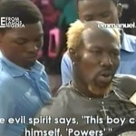 Watch Video: Ayittey Powers 'Delivered' At TB Joshua's Church