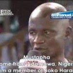 Watch Video: Boko Haram Member Attempts To Bomb T.B Joshua's Church, But Failed
