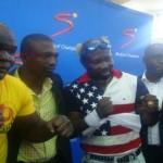 Ayitey Powers Dodges Bukom Banku on April 18 clash