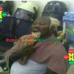 Ayittey Powers Goes To The Saloon To Fix His Hair