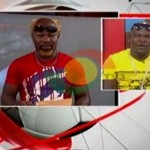 Watch Video: Bukom Banku and Ayittey Powers Tries To Read News on TV3