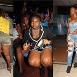 Fashion Police: Checkout The Dress Some Ladies Wore To The Ghana Meets Naija Concert