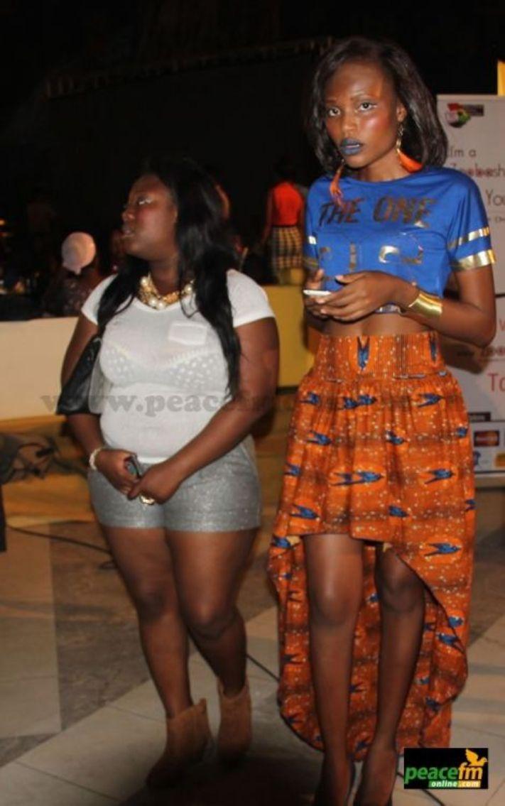 Ghana sexy ladies