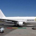 Checkout The Private Plane Ghana Black Stars Took To Brazil
