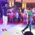 Watch Video: Shatta Wale and Ayittey Powers Perform For Black Stars