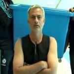 Watch Video: Jose Mourinho Takes On Ice Bucket Challenge