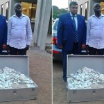 A Nigerian and Tunisian Arrested In Ghana With Fake Dollars