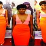 """Yvonne Nelson Showcase Her Small """"Oranges"""" at Movie Premiere (More Photos)"""