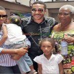 Actor Majid Michel's Mother is Dead