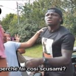 Sulley Muntari Destroys TV Personality's Tablet