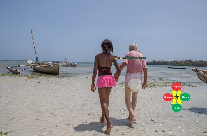 sex at ghana beach