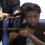 Watch Video: 23 Year Old Girl Caught Trying To Smuggle Cocaine In Her Dreadlocks
