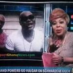 Watch Video: Afia Schwarzenegger Replies Bukom Banku and Ayitey Powers on UTV