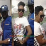 "Watch Video: Elikem and Pokello's Dance to ""Enter the Net"" in the Studios of Y102.5FM"