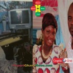 Lovers Killed By Generator Fumes In Dansoman