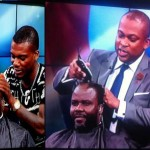 Sammy Kufuor Shaved On Set After Ghana Loss (More Photos)