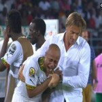 Dede Ayew Explains Tears