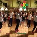 Watch Video: White Girls Dancing Azonto And Alkaida To Ruff n Smooth's 'Break Waist'