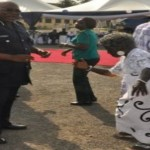Watch Video: IGP In 'Dance Competition' With 74-Year-Old Woman