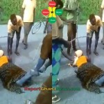 Watch Video: Woman Beaten In Public For Sleeping With Her Friend's Husband