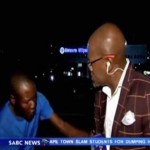 Watch Video: South Africa TV Presenter Robbed on Live TV