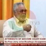 Watch Video: Rawlings Angry With The Judiciary For Releasing Woyome