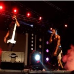 Watch Video: Checkout Joey B and Pappy Kojo's Electrifying Performance At Vodafone X Concert