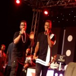 Watch Video: Sarkodie And Pappy Kojo Perform New Song At Legon