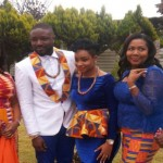 Checkout Elikem And Pokello's Traditional Marriage (More Photos)