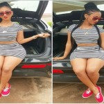 Hajia4reall Shows Off Her Curvy Body and Thighs (More Photos)