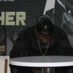 Watch Video: Stonebwoy Cries In Public After Mother's Death