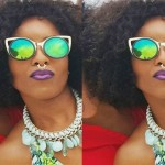 Joselyn Dumas Shows off New Nose Ring