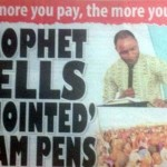 Pastor Sells 'Anointed Pens' that Make Students Pass Exams