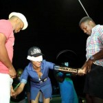 Nikki Samonas Plays With The Balls of John Dumelo And James Gardiner