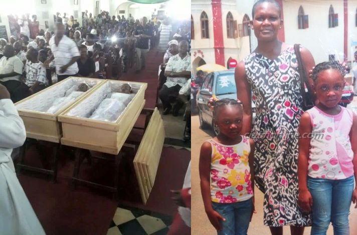 Poisoned Kids In Essikado Were Buried Today More Photos