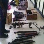 Ghana Police Exposes Secret Rebel Group In Kumasi (More Photos)