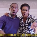 Watch Video: Michelle Obama Shows Rap Skills in New Campaign