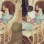 Nadia Buari Posts Another Photo Of Her Twins (More Photos)