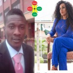 Checkout Asamoah Gyan's Wife And Children (More Photos)
