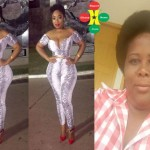 Meet Actress Moesha Boduong's Mother