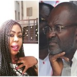 Listen To Audio: Listen To The Full Insult Between Afia Schwarzenegger and Kennedy Agyapong