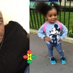 Checkout Andre Dede Ayew's Cute Daughter (More Photos)