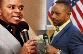 Bishop Obinim and Owusu Bempah