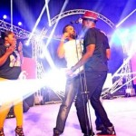 Watch Video: Majid Michel Punches Kalybos In The Face