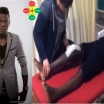 Watch Video: Stonebwoy Undergoes Successful Knee Replacement Surgery