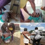 Girl Stripped Naked, Brutalized For Sleeping With Her Married Boss (More Photos)
