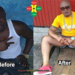 Watch Video: It's Official – Bukom Banku Is Now The Michael Jackson Of Ghana