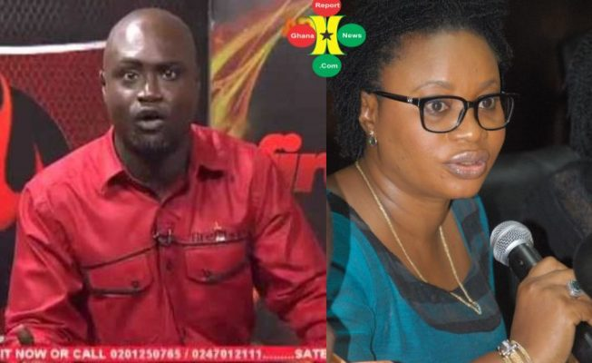 Countryman Songo and Charlotte Osei